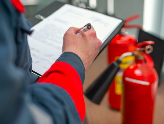 Fire System Inspection
